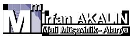 Mali Müşavir Alanya | SMMM İrfan AKALIN